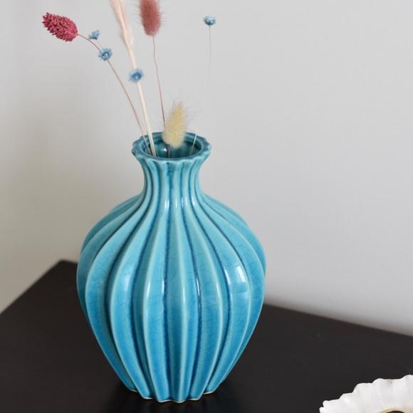 Antique Turquoise Glazed Chinese Vase